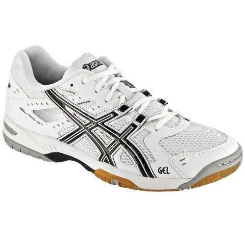 Asics - argentées Chaussures GEL de squash Asics pour hommes 6 GEL Rocket® 6 blanches/ noires/ argentées 18c34d5 - caillouoyunlari.info