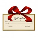 $75.00 Gift Certificate