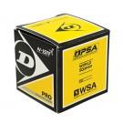Dunlop Pro Double Yellow Dot Ball - Individual